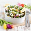 Frühlings Konfetti Salat