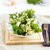 Spargel Löwenzahn Salat