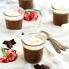Schokoladen Chai Creme Dessert