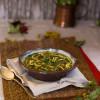 Persische Bohnen Nudel Suppe