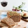 Low Carb Brot mit Kürbiskernen