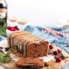 Schokoladen Kirsch Kuchen mit Baileys Glasur