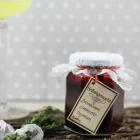 Brombeer Marmelade mit Thymian und Limoncello