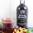Zwetschgen Portwein Kompott