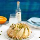 Ouzo Pistazien Olivenöl Kuchen