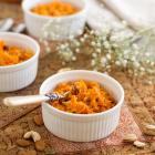 Indisches Karotten Halva