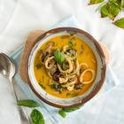 Thai Kalamari Suppe