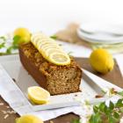 Italienischer Mandel Ricotta Zitronen Kuchen