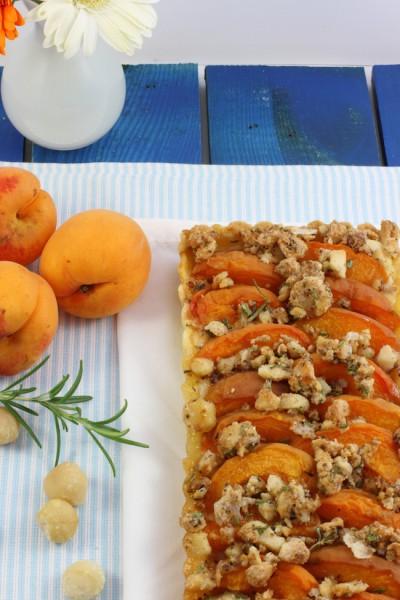 haseimglueck.de Rezept, Aprikosen-Tarte-mit-Ricotta 3