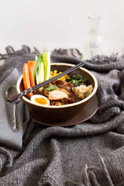 haseimglueck.de Rezept, Ramen-Suppe-mit-Huhn 1