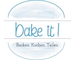 Gastbeitrag Bake-it Logo