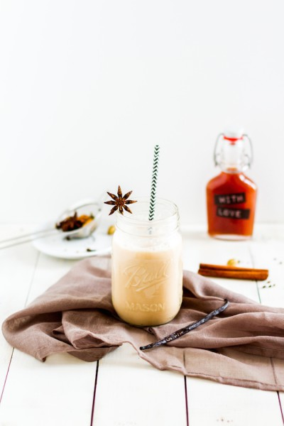 haseimglueck.de Rezept, Masala-Chai-Tee-Sirup 3