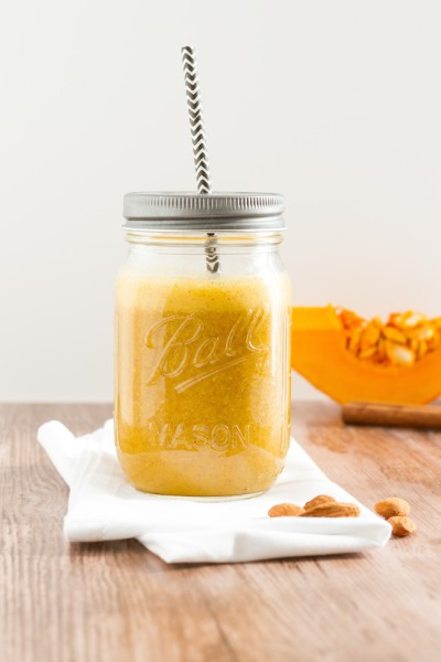 haseimglueck.de Rezept, Pumpkin-Spice-Mandelmilch 4