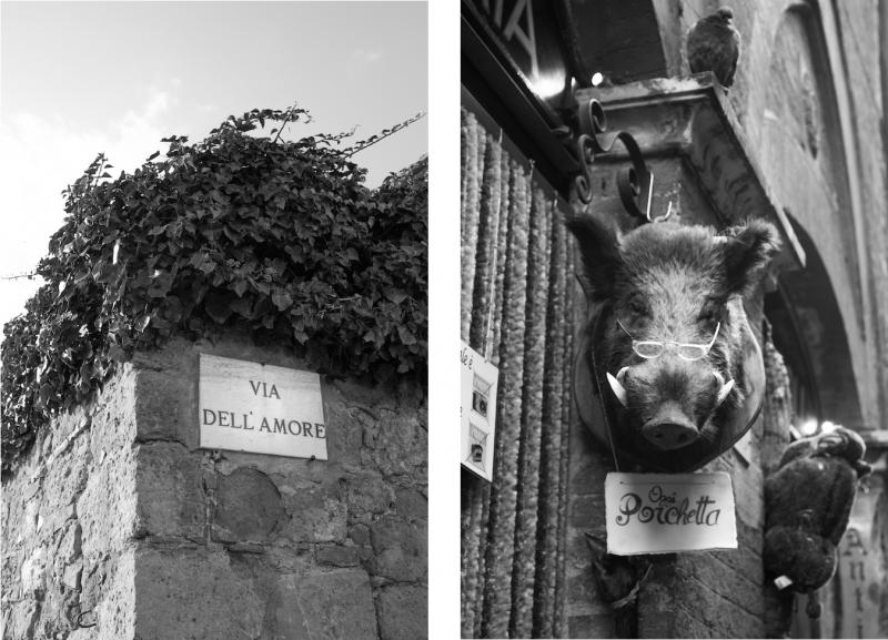 haseimglueck.de Dies&Das, Toskana-Impressionen-2014, Pienza Siena