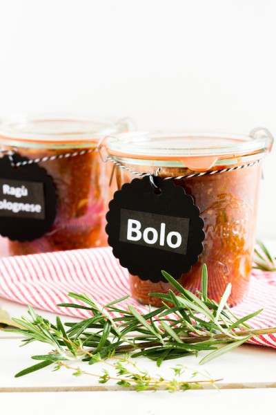 haseimglueck.de Rezept, Bolognese-Sauce-Kräuter 3