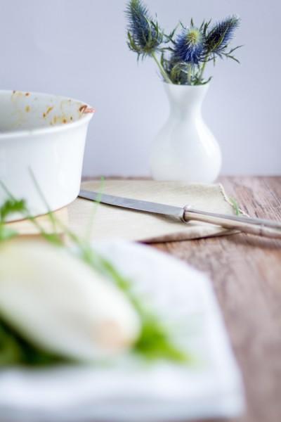 haseimglueck.de Rezept, Chicoree-Kartoffel-Schinken-Auflauf 5
