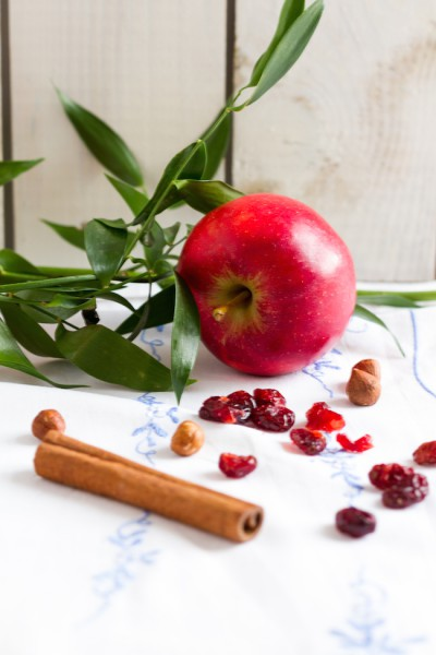 haseimglueck.de Rezept, Pull-Apart-Bread-Äpfel-Cranberries 2