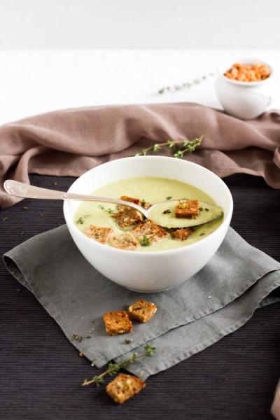 haseimglueck.de Rezept, Fenchel-Tymian-Suppe 3