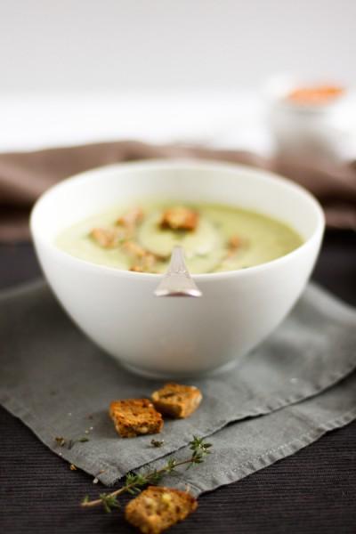 haseimglueck.de Rezept, Fenchel-Tymian-Suppe 7