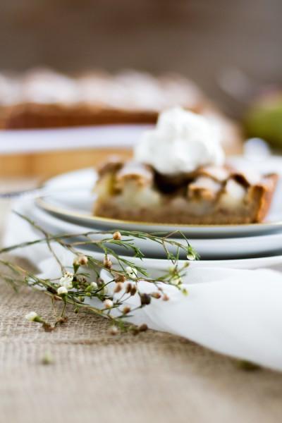 haseimglueck.de Rezept, Birnen Kuchen Garam Masala 5