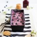 haseimglueck.de Rezept, Frozen Yoghurt Heidelbeeren Cookies 1