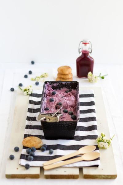 haseimglueck.de Rezept, Frozen Yoghurt Heidelbeeren Cookies 7