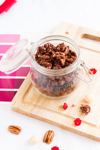 haseimglueck.de Rezept, Knuspermüsli Pekan Cashew Schokolade 3