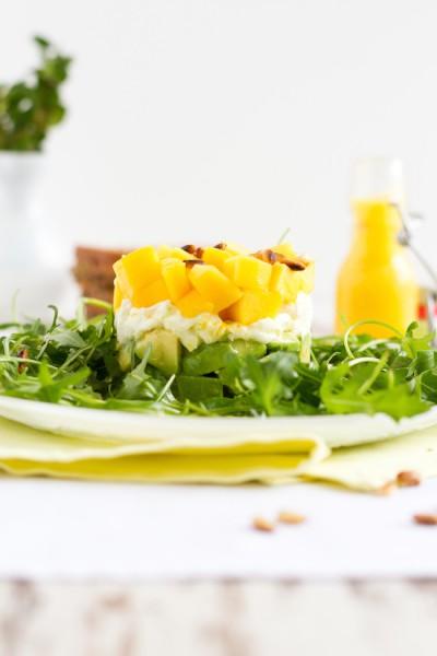 haseimglueck.de Rezept, Salat Mango Avocado Mozzarella 2