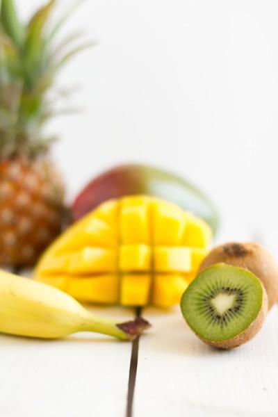 haseimglueck.de Rezept, Smoothie Kiwi Ananas Mango 2