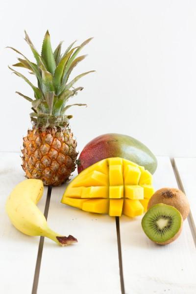 haseimglueck.de Rezept, Smoothie Kiwi Ananas Mango 7