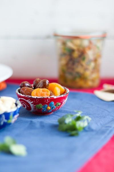 haseimglueck.de Rezept, Dinkel-Pilaw-Salat 4