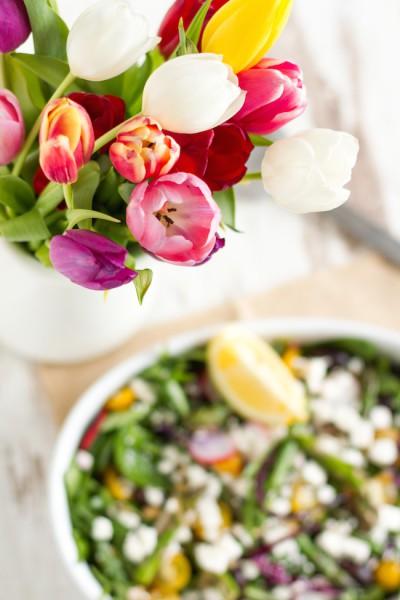 haseimglueck.de Rezept, Frühlings Konfetti Salat 4
