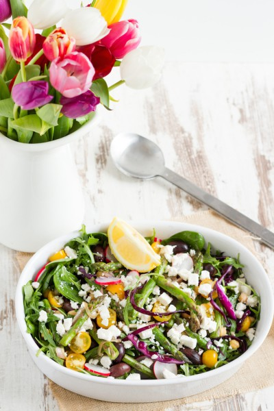 haseimglueck.de Rezept, Frühlings Konfetti Salat 5