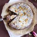haseimglueck.de Rezept, Mandel Kuchen 1
