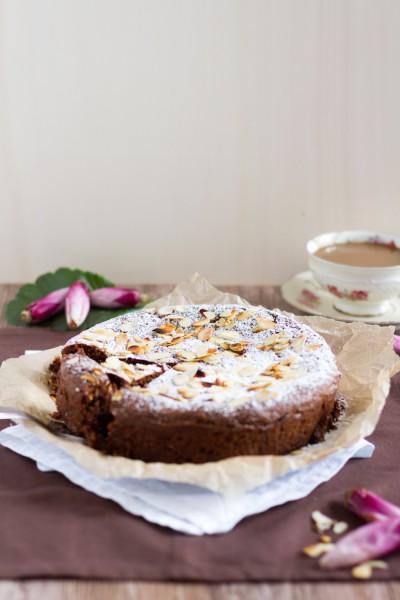 haseimglueck.de Rezept, Mandel Kuchen 8