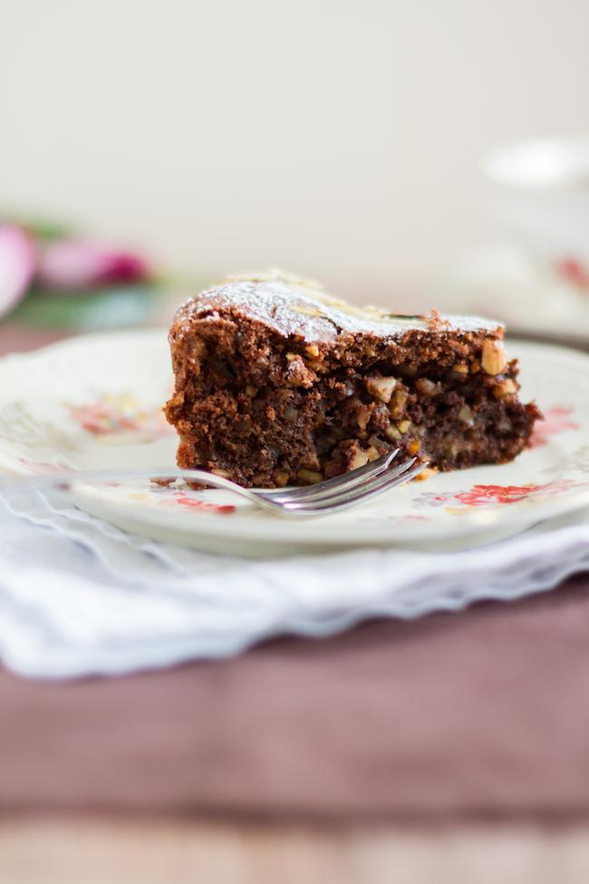 Torta di Mandorle, Sizilianischer Mandelkuchen | Hase im Glück