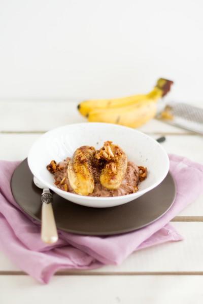haseimglueck.de Rezept, Quark Schokolade Banane 3