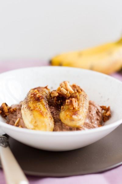 haseimglueck.de Rezept, Quark Schokolade Banane 4