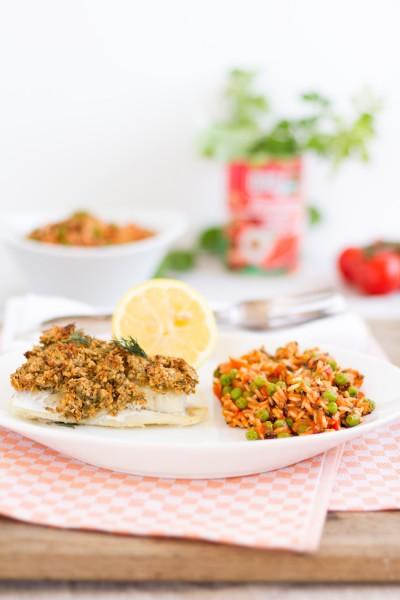 haseimglueck.de Rezept, Schlemmerfilet a la Bordelaise + Tomatenreis 6