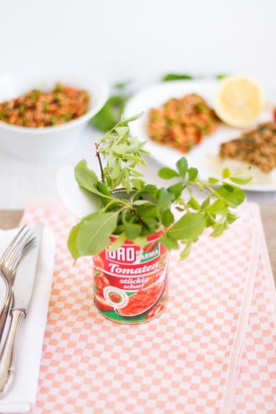 haseimglueck.de Rezept, Schlemmerfilet a la Bordelaise + Tomatenreis 7