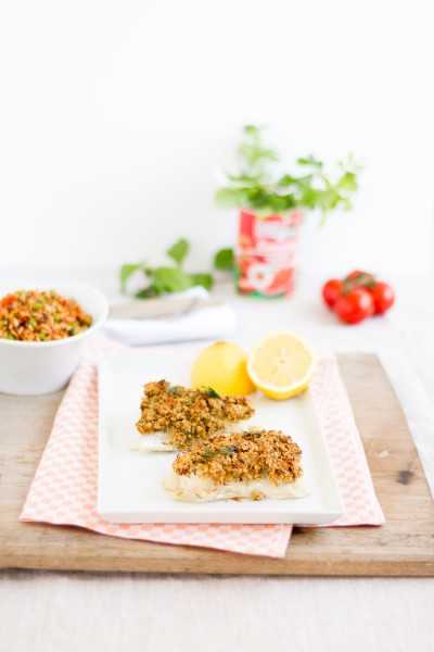 haseimglueck.de Rezept, Schlemmerfilet a la Bordelaise + Tomatenreis 9