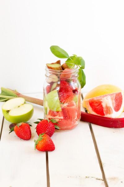 haseimglueck.de Rezept, Smoothie Rhabarber Erdbeere 10