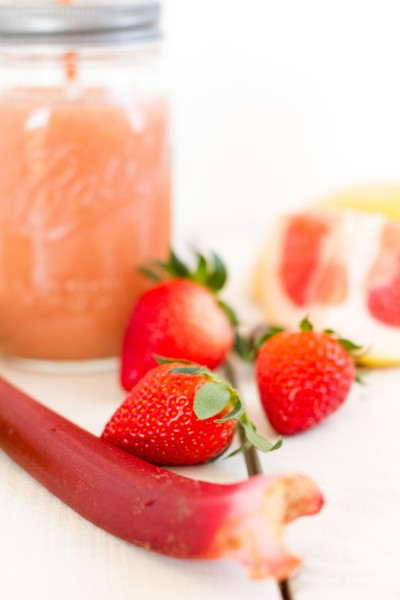 haseimglueck.de Rezept, Smoothie Rhabarber Erdbeere 6