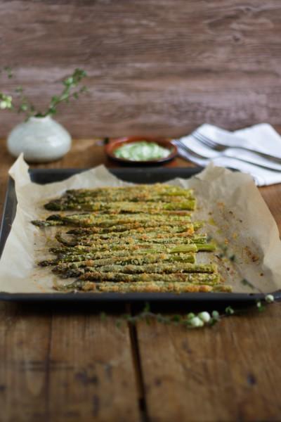 haseimglueck.de Rezept, Spargel Fritten mit Parmesan 1