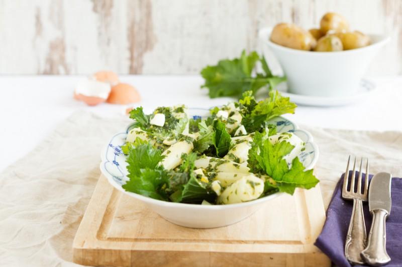 haseimglueck.de Rezept, Frühlings Konfetti Salat 6