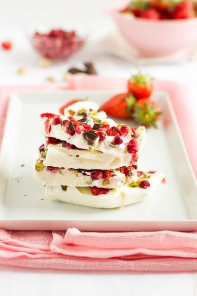 haseimglueck.de Rezept, Frozen Yoghurt Tafeln 8