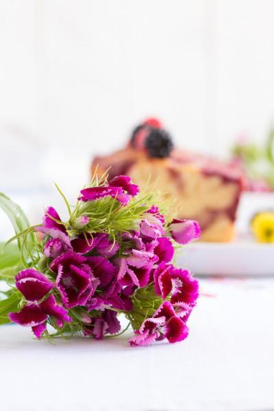 haseimglueck.de Rezept, Griess Rürhkuchen mit Joghurt & Beeren Swirl 6