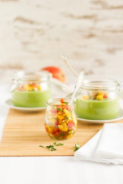 haseimglueck.de Rezept, Kalte Gurken Avocado Suppe mit Mango 7