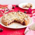 haseimglueck.de Rezept, Kirsch Streusel Kuchen 1