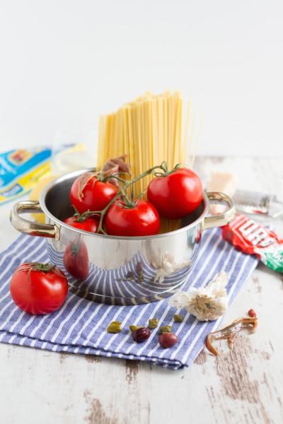 haseimglueck.de Rezept, One Pot Pasta alla Puttanesca 4